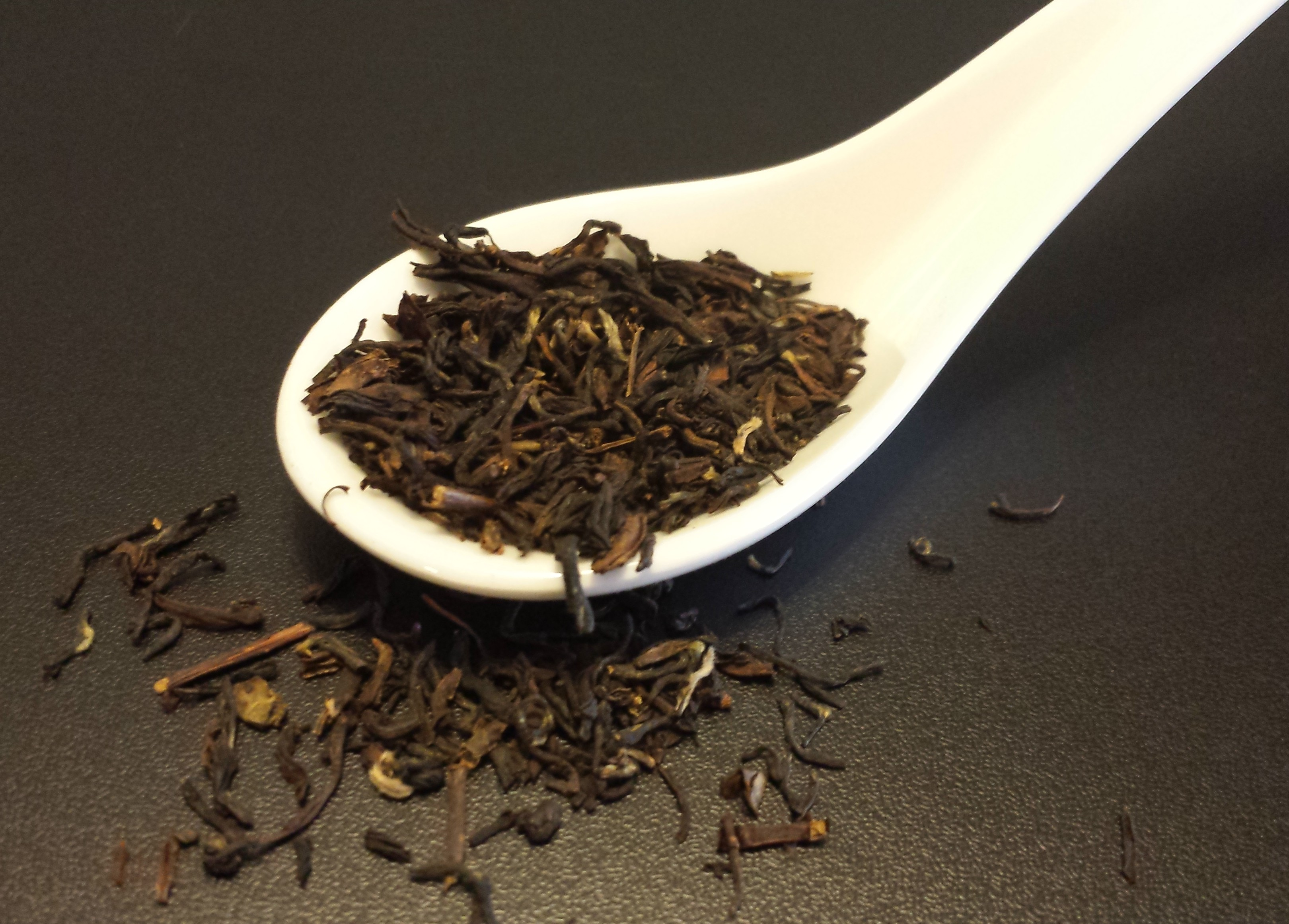 Darjeeling, black tea, second flush tea, Indian tea, Champagne of Teas