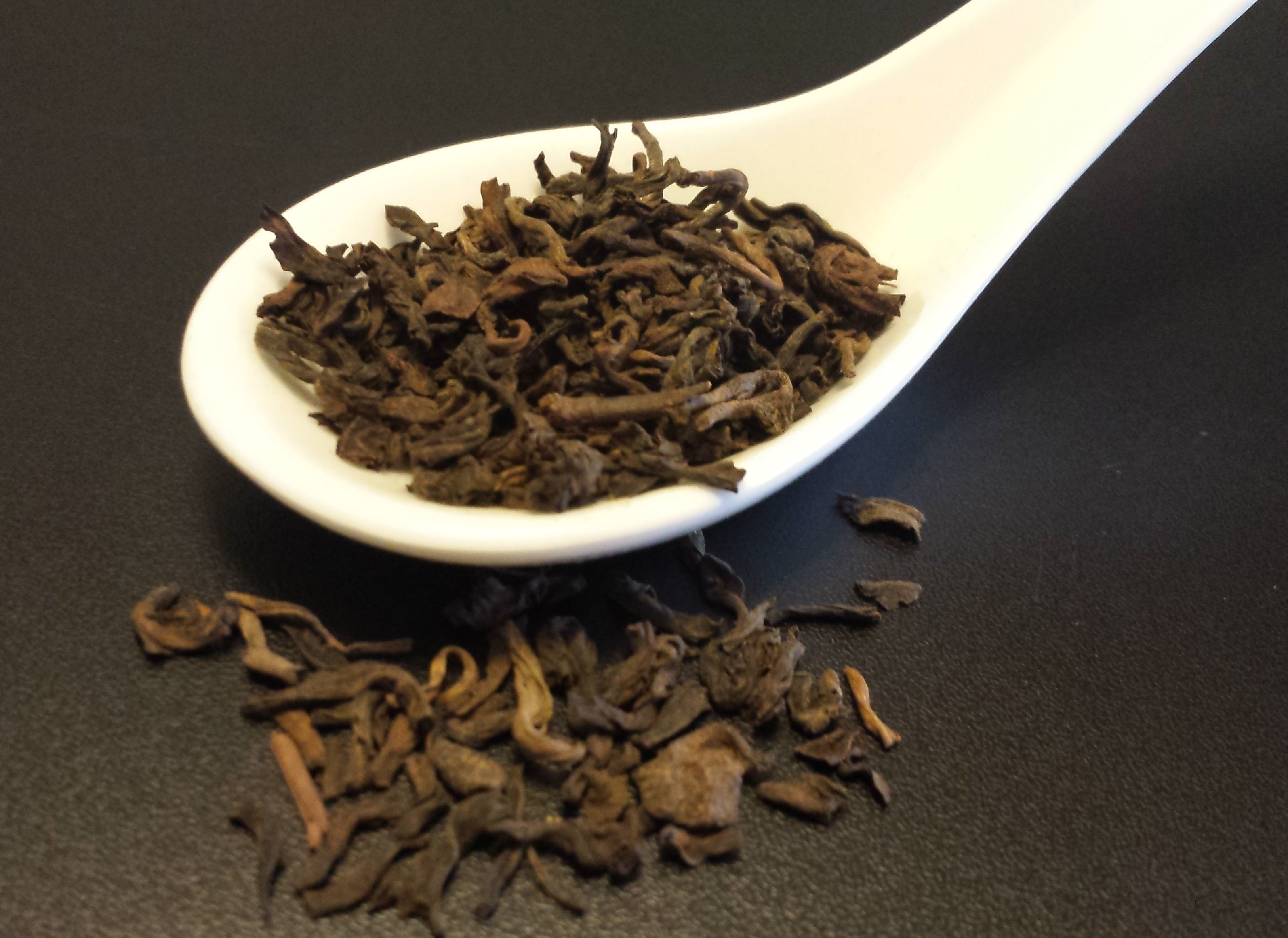 Golden Tip Pu-erh, pu-erh, black tea, aged tea, Chinese tea