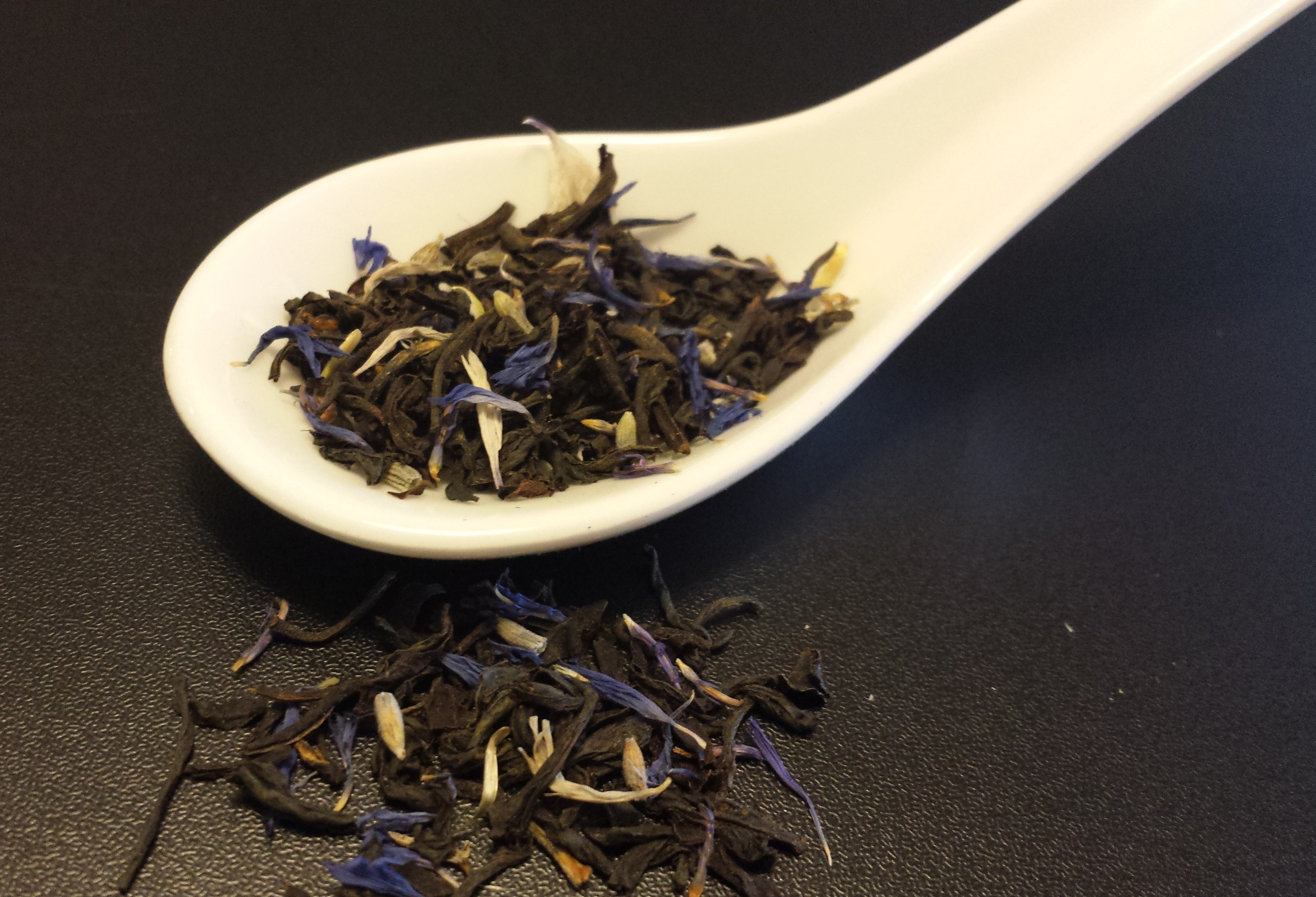 Lavender Grey, Attic blend tea, black tea, Earl grey, lavender