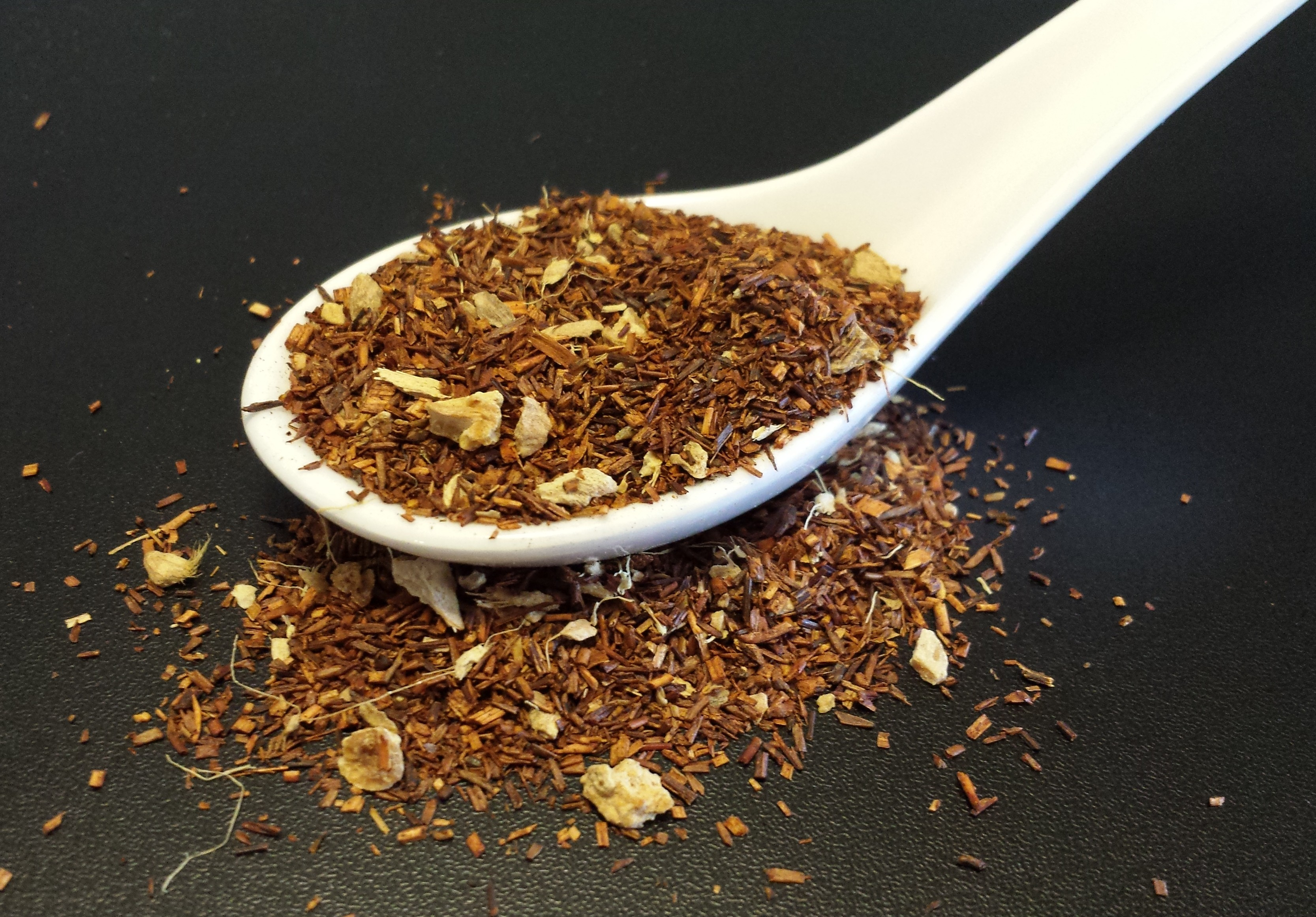 Lemon Ginger Rooibos ***PACKAGES SOLD OUT– IN STORE BREWING STILL AVAILABLE***